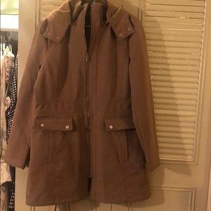 Trench coat size Large